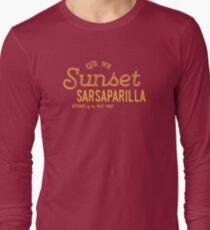Sunset Sarsaparilla Long Sleeve T-Shirt