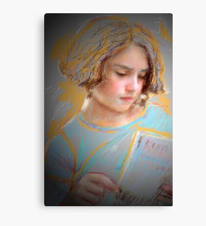 GIOVANE DONNA 2 Canvas Print