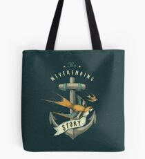 Anchor | Petrol Grey Tote Bag