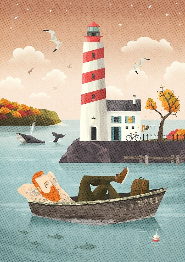 Lighthouse by seasidespirit