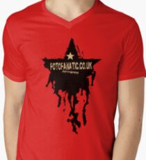 Fotofanatic.co.uk Photography Urban T-Shirt Men's V-Neck T-Shirt