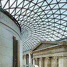 The British Museum 2 by John Velocci