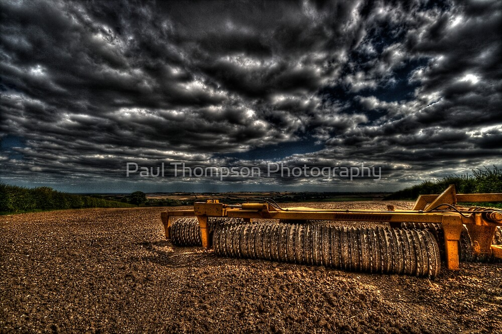 Working The Land by Paul Thompson Photography