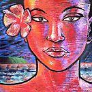 Woman Girl Female Lady Beach Human Zen KRIS by kaiascopic