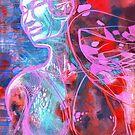 woman Girl female lady mermaid ocean sea siren SED by kaiascopic