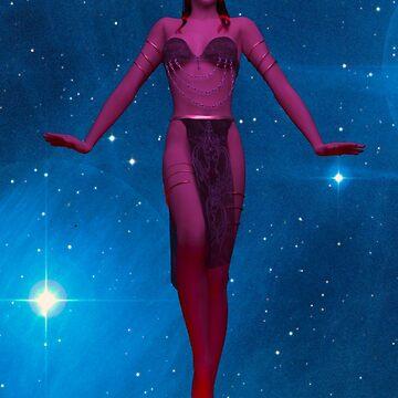 Star Elf by franciknow