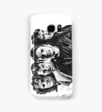 The Many Faces of Nathan Fillion Samsung Galaxy Case/Skin