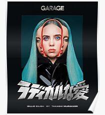 billie x garage Poster