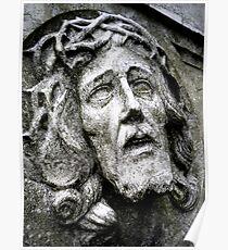 Stone Jesus  Poster