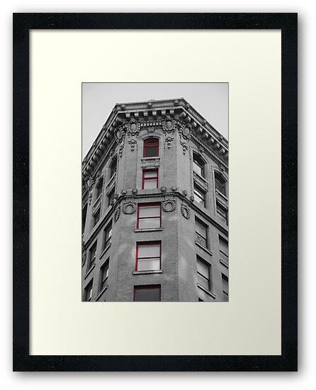 great old architecture by Jennifer Hulbert-Hortman