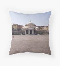 Naples III Throw Pillow