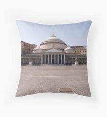 Naples IV Throw Pillow