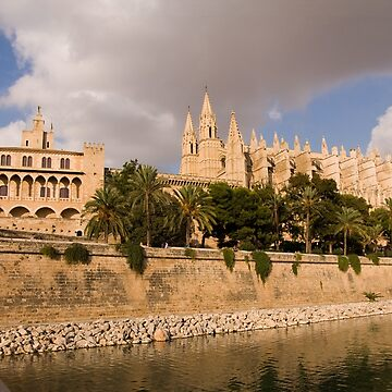 Palma de Mallorca II by shadow2