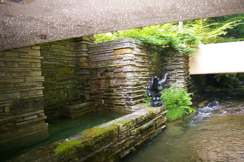 Falling Water, Pennsylvania by klziegler