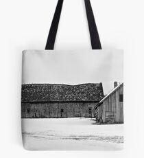 wooded Tote Bag
