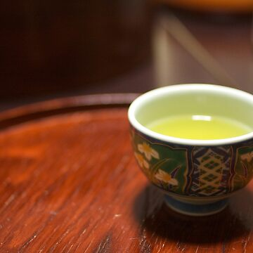 Green Tea I by shadow2