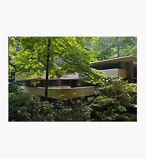 Falling Water, Pennsylvania Photographic Print