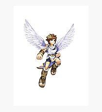 Kid Icarus - Pit Photographic Print