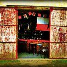 Barn Doors by Mick Smith