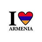I love aremnia by lyovajan