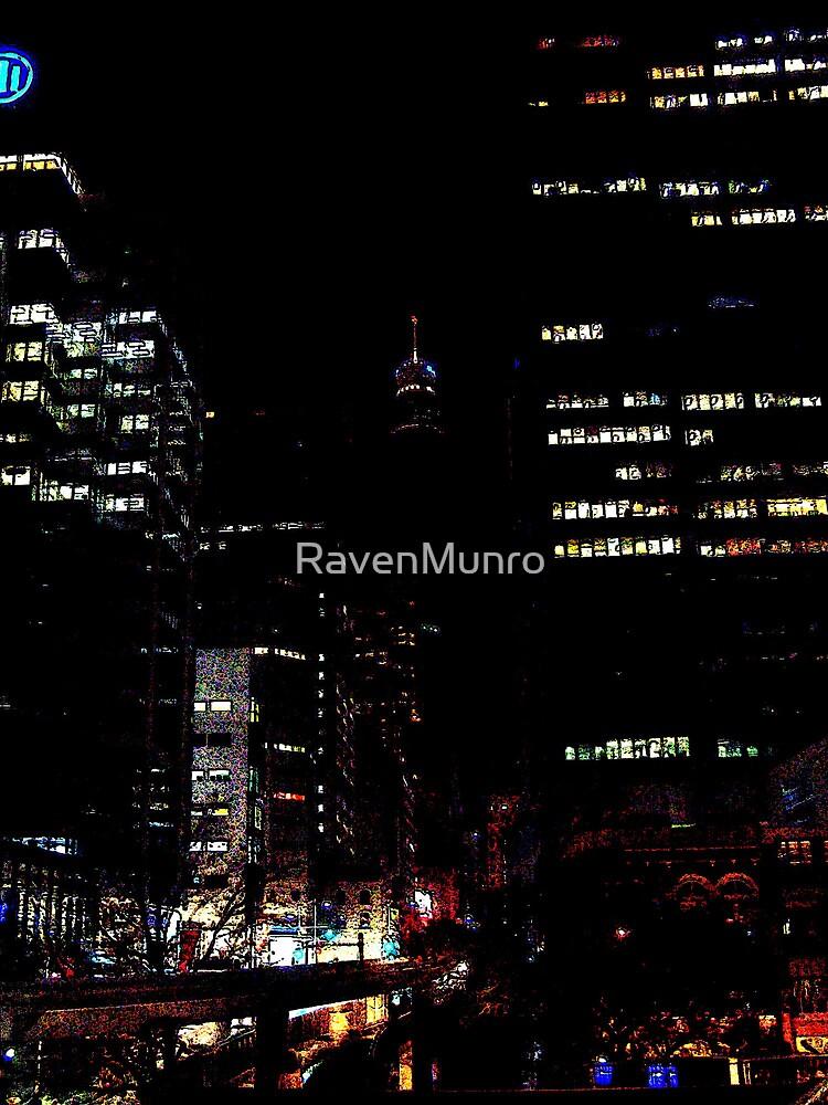 City Nights by RavenMunro