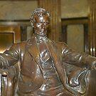 Abraham Lincoln by klziegler