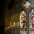 Stained Glass Window by LisaRoberts