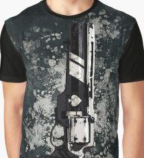 Mortal Poker Graphic T-Shirt