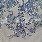 Decorated Tree 3 by MegJay