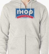 IHOP Logo Zipped Hoodie