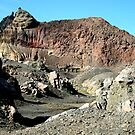 White Island Mine by hans p olsen