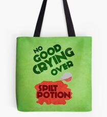 No Good Crying Over Spilt Potion Tote Bag
