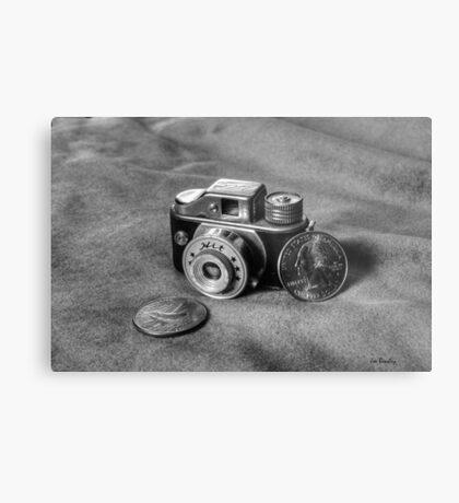 Not A 2 bit Camera Metal Print