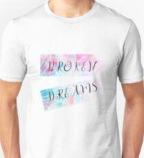 Camiseta unisex Sueños rotos - sueños rotos
