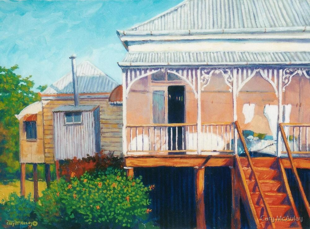 Henessey's House by Cary McAulay
