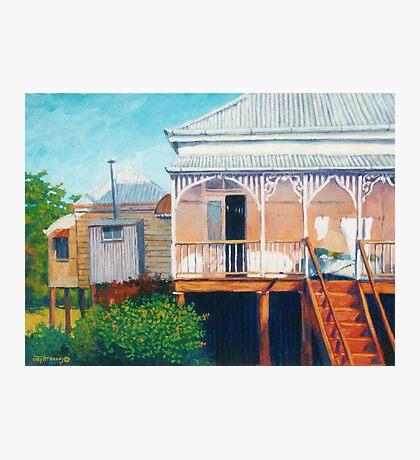 Henessey's House Photographic Print