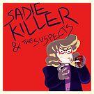 SAIDE KILLER - AN ALBUM COVER  by DroidMonkey