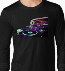 Euro-Urban Dance Music Collection Long Sleeve T-Shirt