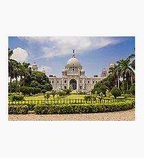 Victoria Memorial - Kolkata Photographic Print