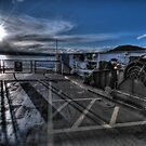Sunset on the Ferry Deck by toby snelgrove  IPA