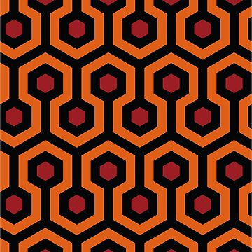 The Shining - Carpet by ronin47design