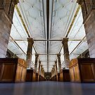 Natural History Museum 2 by John Velocci