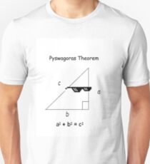 Pyswagoras Theorem T-Shirt