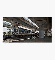 Metro Melbourne Photographic Print