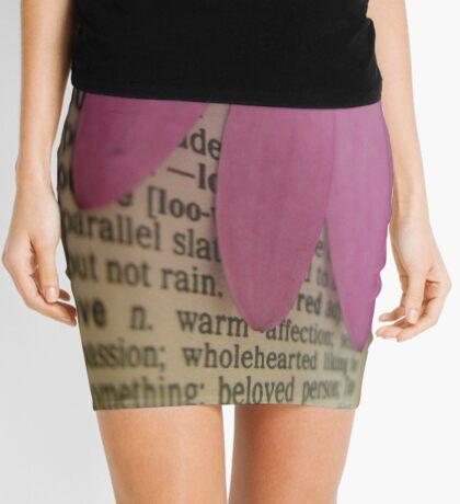 Love Defined Mini Skirt