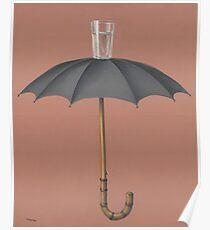 Rene Magritte Hegels Holiday, 1958 Artwork, Tshirts, Posters, Prints, Bags, Men, Women, Youth Poster