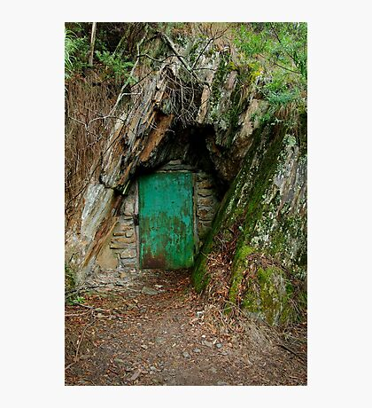 Long Tunnel Extended Gold Mine,Walhalla Photographic Print