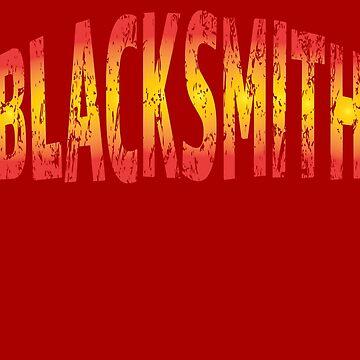 Blacksmith by AhuvaR