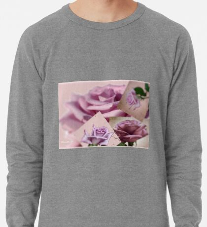 PRETTY IN PINK Lightweight Sweatshirt