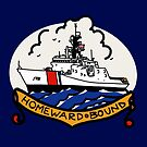 Coast Guard NSC Homeward Bound by AlwaysReadyCltv
